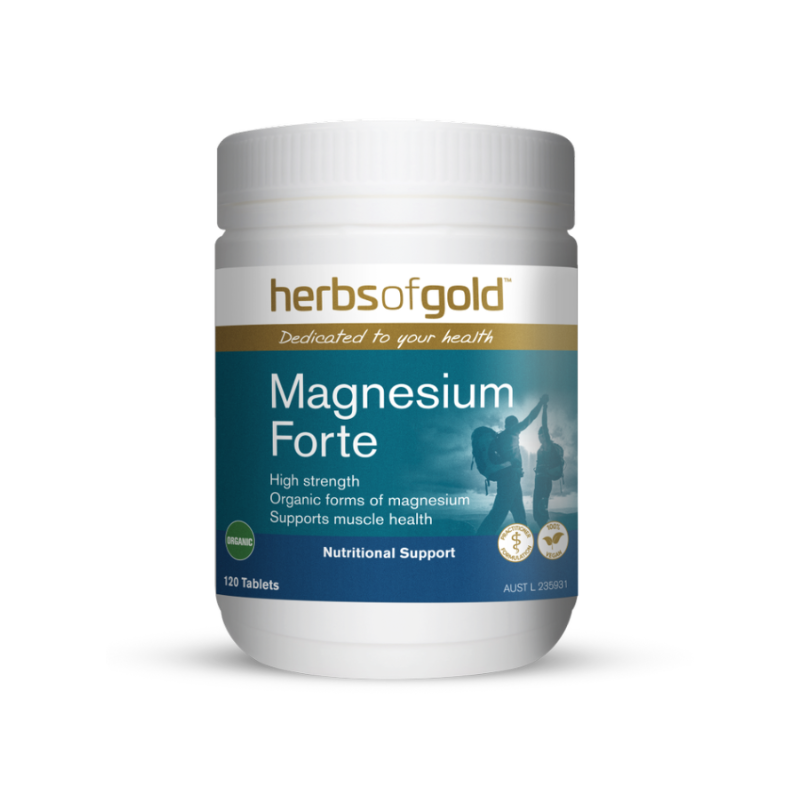 Magnesium Forte by Herbs of Gold