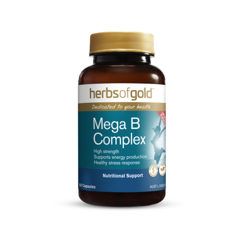 Mega B Complex by Herbs of Gold