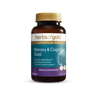 Memory & Cognition by Herbs of Gold