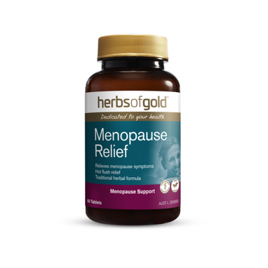Menopause Relief by Herbs of Gold