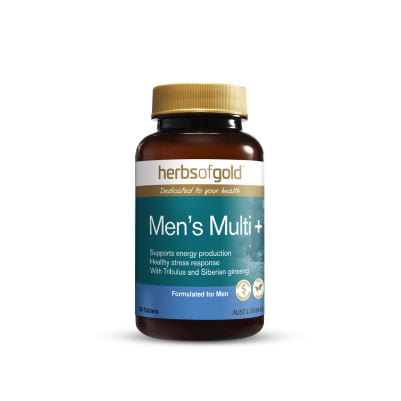Mens Multi+ by Herbs of Gold