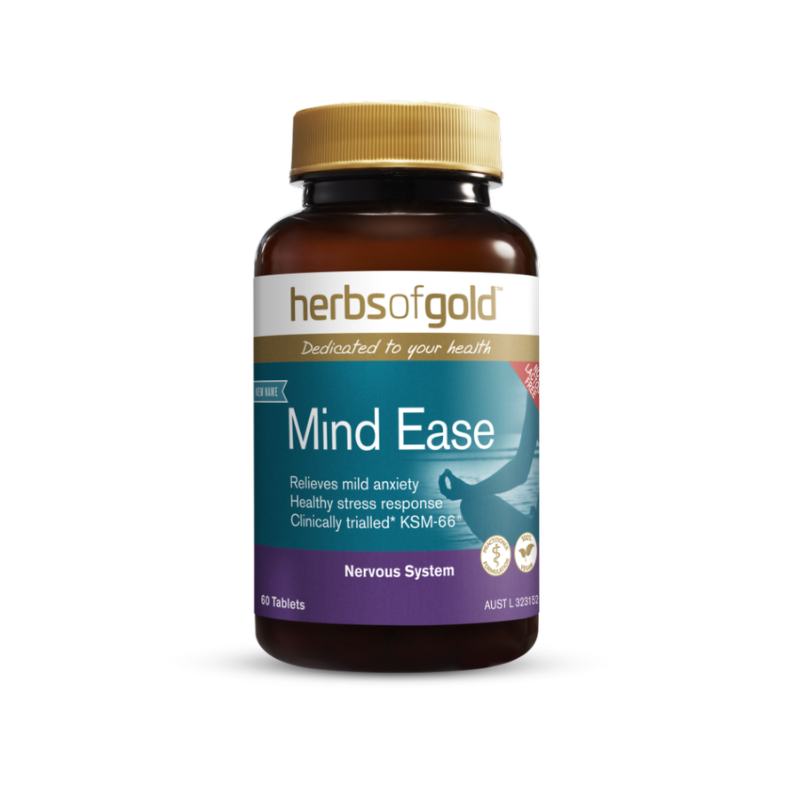 Mind Ease by Herbs of Gold
