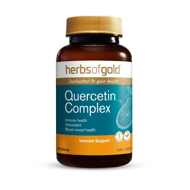 Quercetin Complex by Herbs of Gold