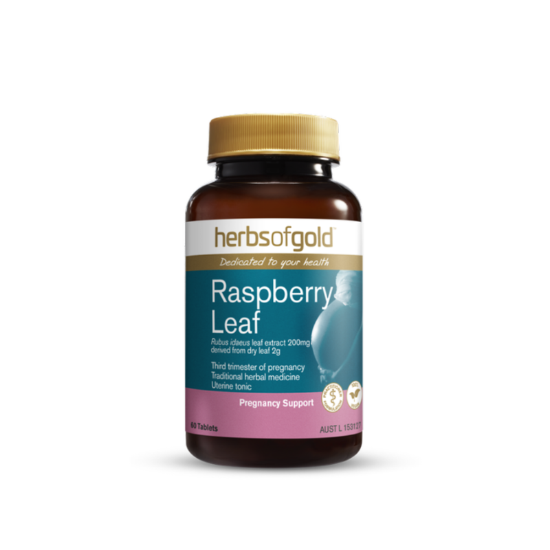 Raspberry Leaf by Herbs of Gold