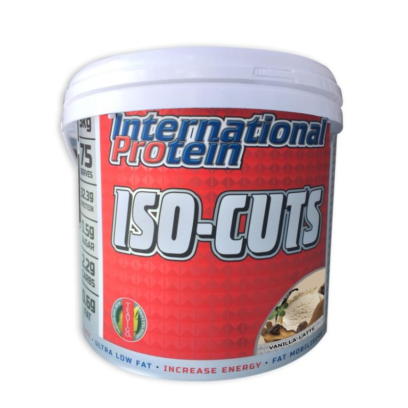 Iso-Cuts by International Protein