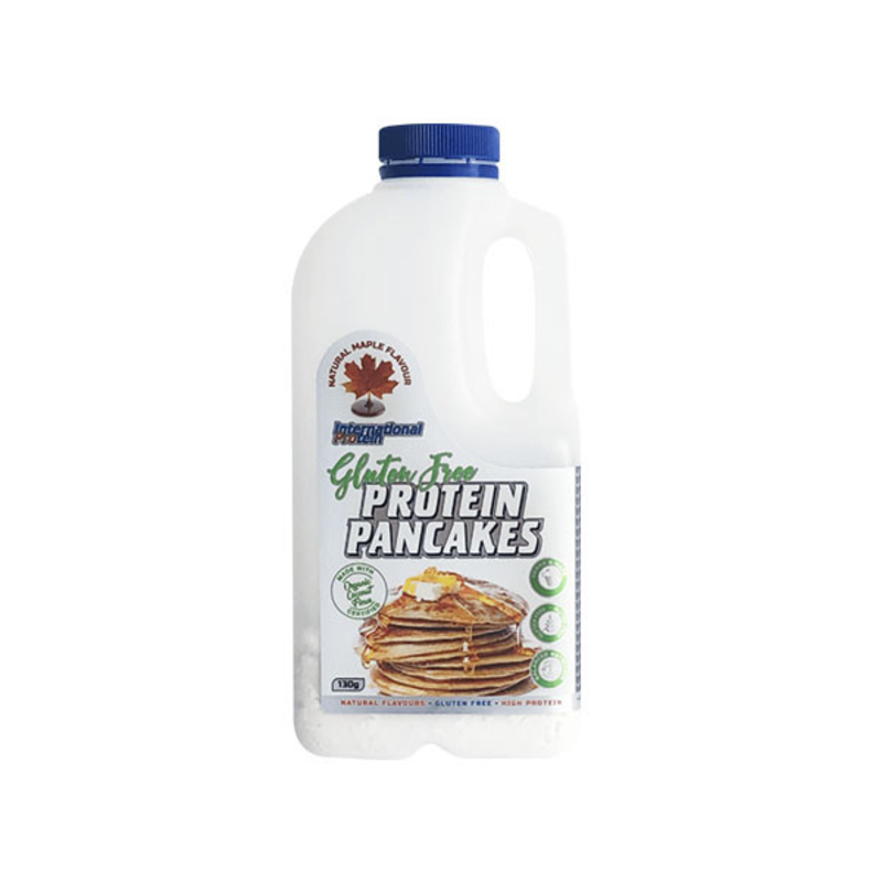 High Protein Pancakes by International Protein