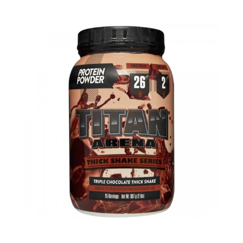Thick Shake Series Protein by Titan
