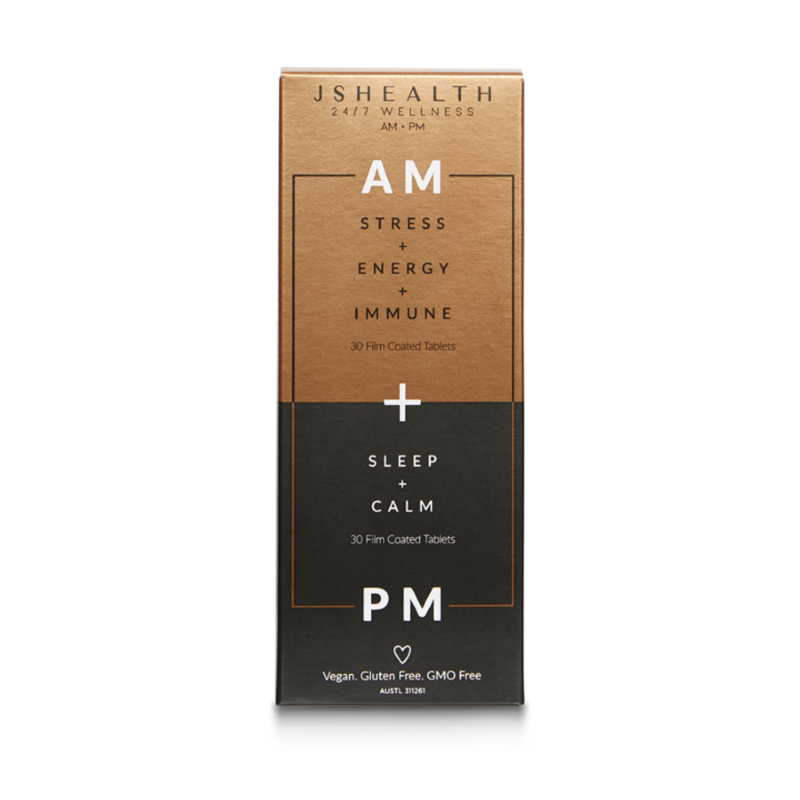 AM + PM Multivitamin by JSHealth