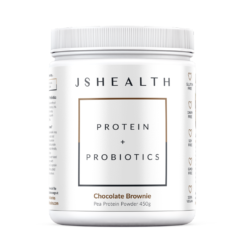 Protein + Probiotics by JSHealth
