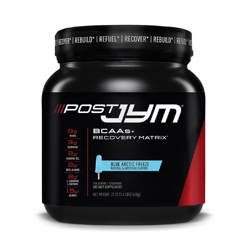PostJYM BCAA + Recovery Matrix by Jym Supplement Science