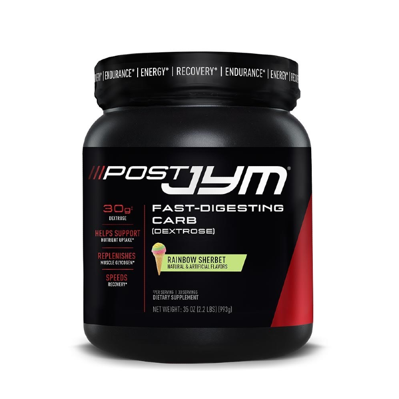 PostJYM Fast-Digesting Carb by Jym Supplement Science