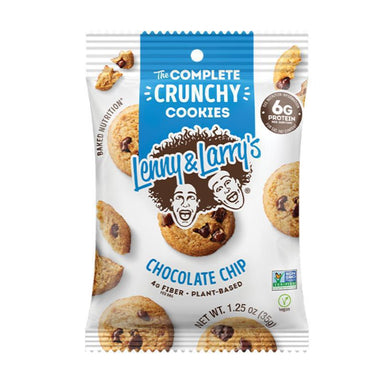 Complete Crunchy Cookies (Small) by Lenny & Larrys