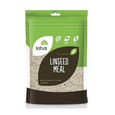 Linseed (Flaxseed) Meal by Lotus