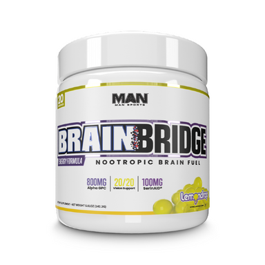 Brain Bridge Nootropic by MAN Sports