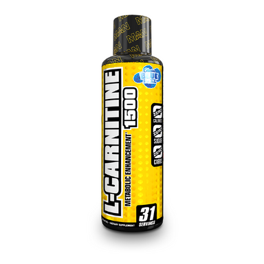 L-Carnitine Liquid by MAN Sports