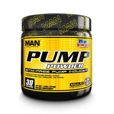 Pump Powder by MAN Sports