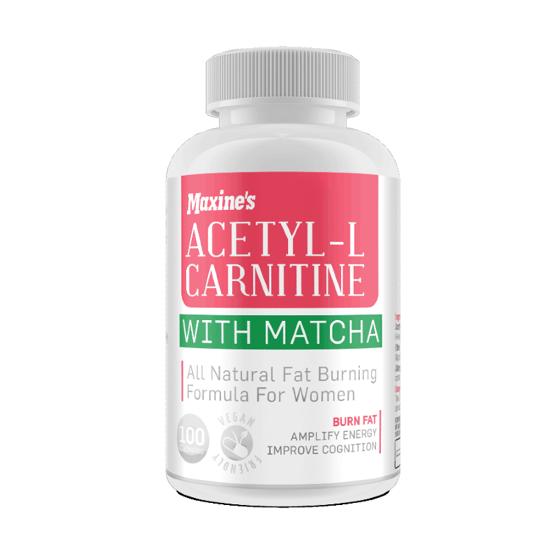 Acetyl L-Carnitine Plus Matcha by Maxines