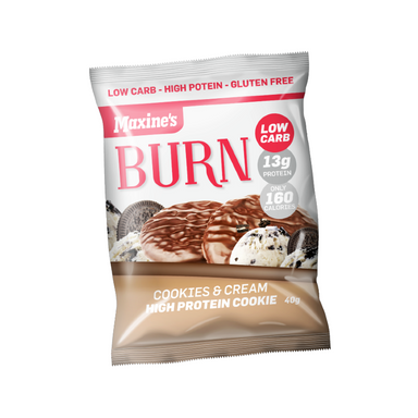 Burn Protein Cookies by Maxines