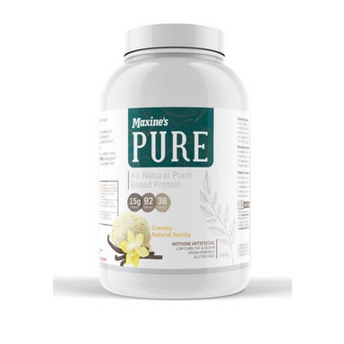 Pure Plant Vegan Protein by Maxines