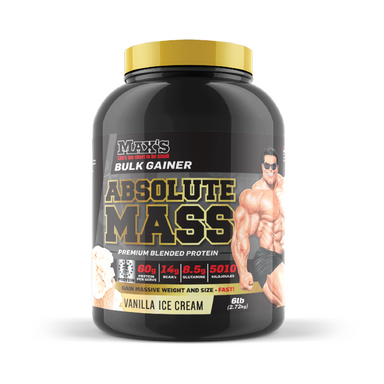 Absolute Mass by Maxs