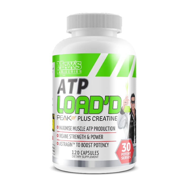 ATP LOADD Creatine by Maxs (Lab Series)