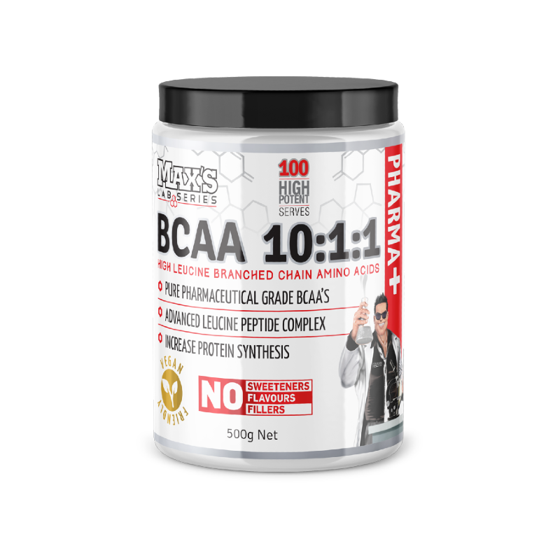 BCAA 10:1:1 Powder by Maxs (Lab Series)