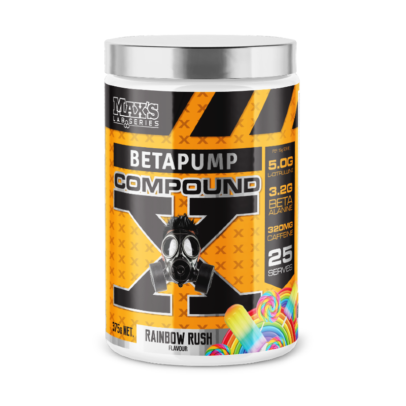 BetaPump Compound X by Maxs (Lab Series)