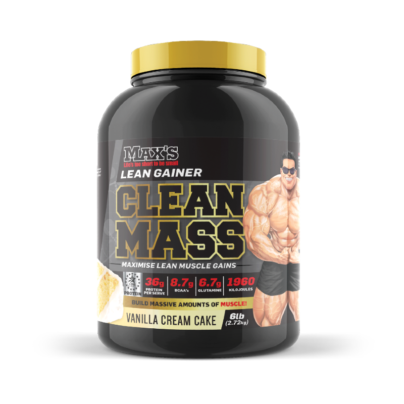 Clean Mass by Maxs