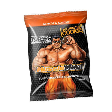 Muscle Meal Protein Cookies by Maxs