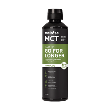 MCT Oil Pro Plus Go For Longer Oil by Melrose