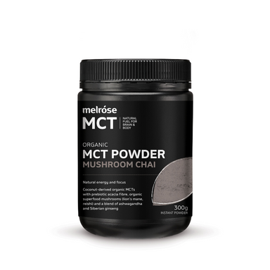 MCT Powder (Organic) by Melrose
