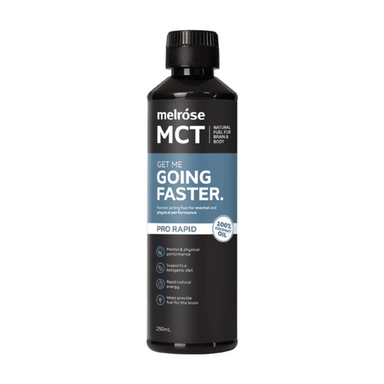 MCT Oil Pro Rapid Going Faster Oil by Melrose
