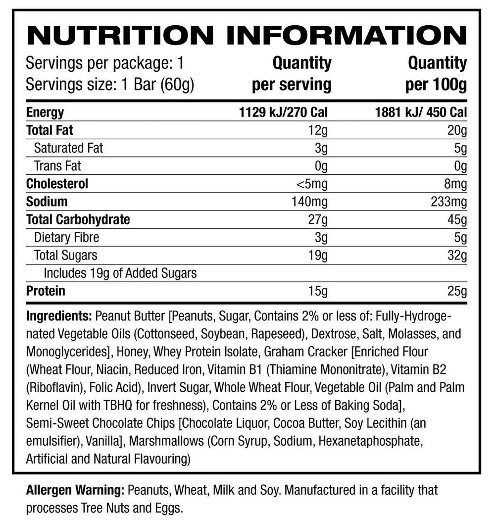 Outright Protein Bar by MTS Nutrition