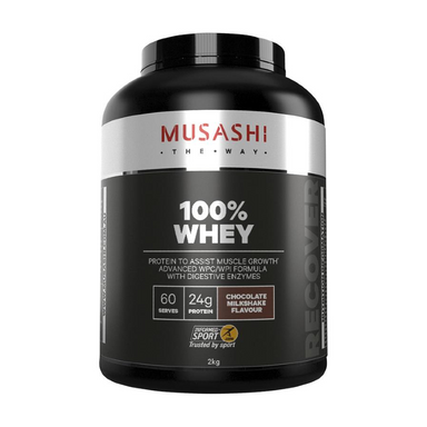 100% Whey by Musashi