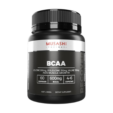 BCAA Capsules by Musashi