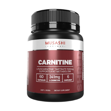 Carnitine Capsules by Musashi