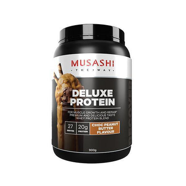 Deluxe Protein by Musashi