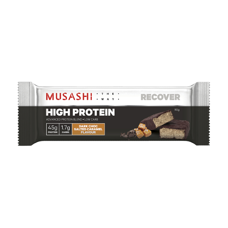 High Protein Bar by Musashi