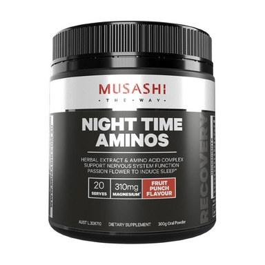Night Time Aminos by Musashi