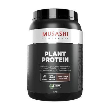 Plant Protein by Musashi