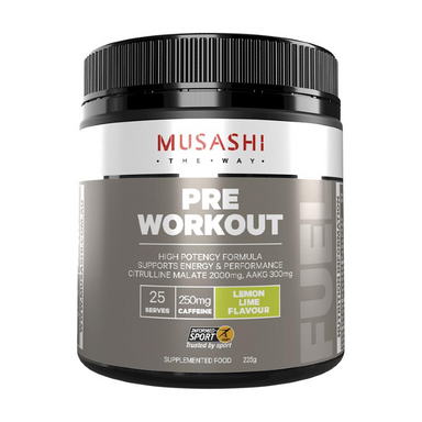 Pre-Workout by Musashi