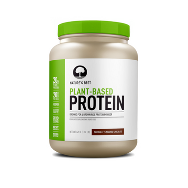 Plant-Based Protein by Natures Best