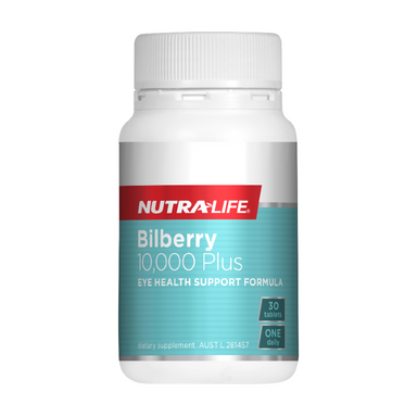 Bilberry 10000 Plus by Nutra-Life