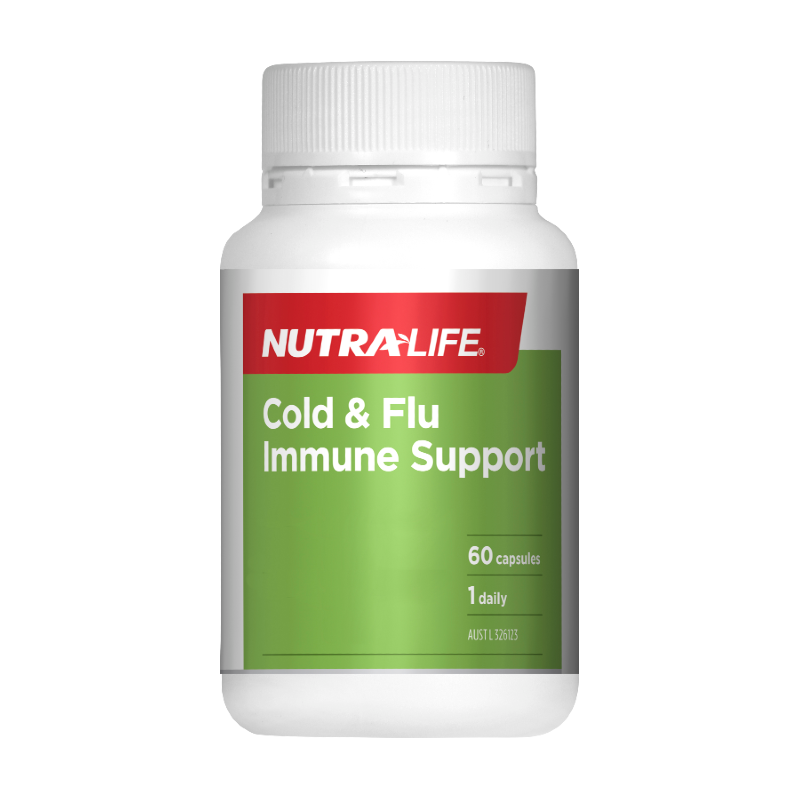 Cold & Flu by Nutra-Life