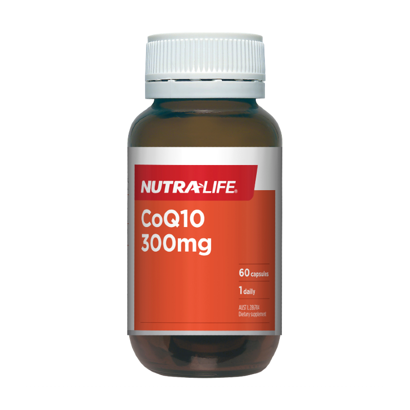 CoQ10 300mg by Nutra-Life