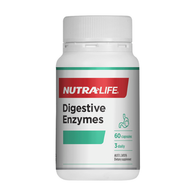 Digestive Enzymes by Nutra-Life
