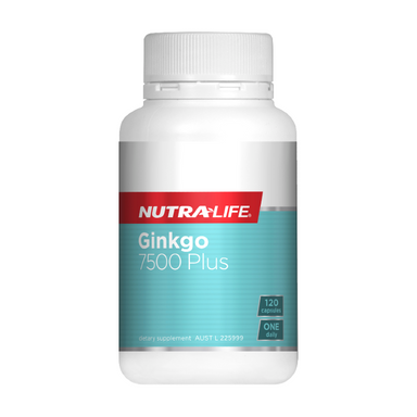 Ginkgo 7500 Plus by Nutra-Life