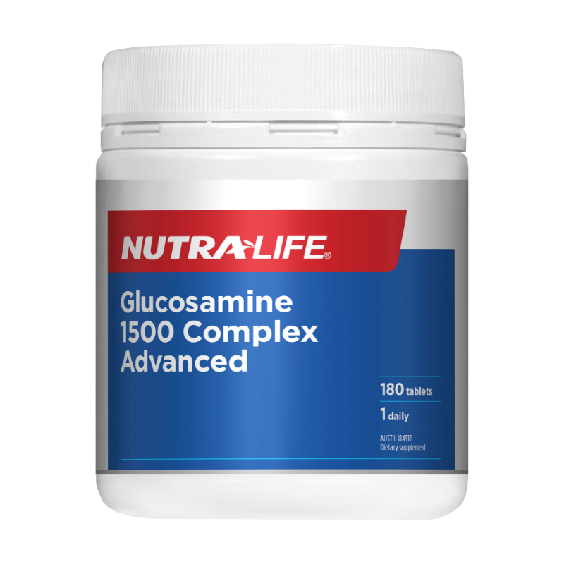 Glucosamine 1500 Complex Advanced by Nutra-Life
