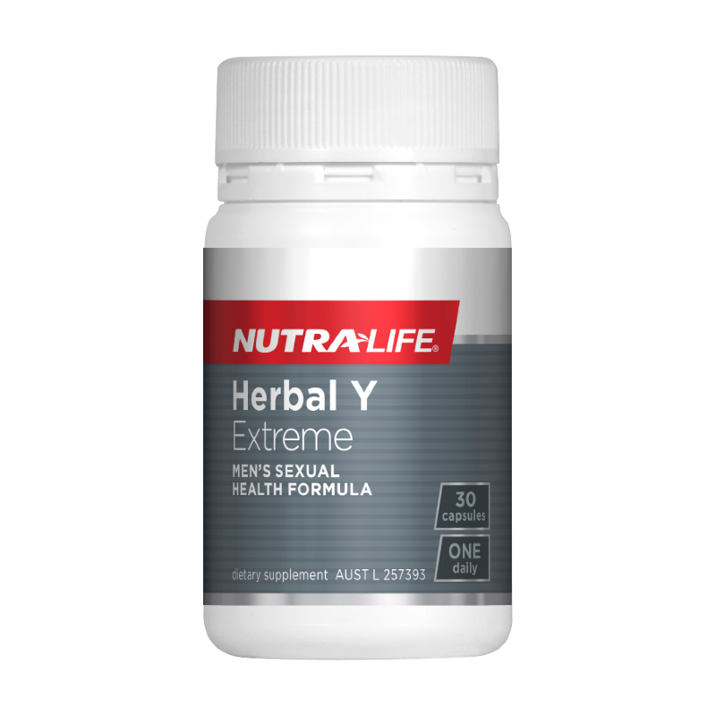 Herbal Y Extreme For Men by Nutra-Life