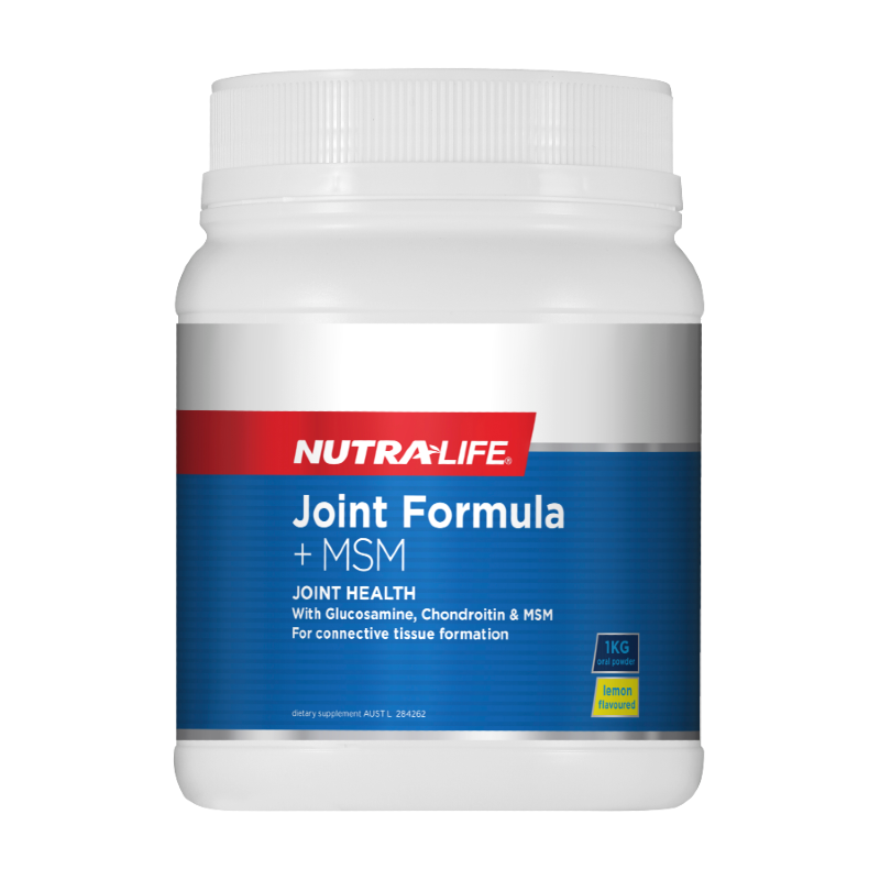Joint Formula + MSM by Nutra-Life
